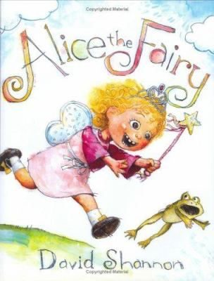 Alice, who claims to be a Temporary Fairy, still has a lot to learn, such as how to make her clothes put themselves away in the closet.