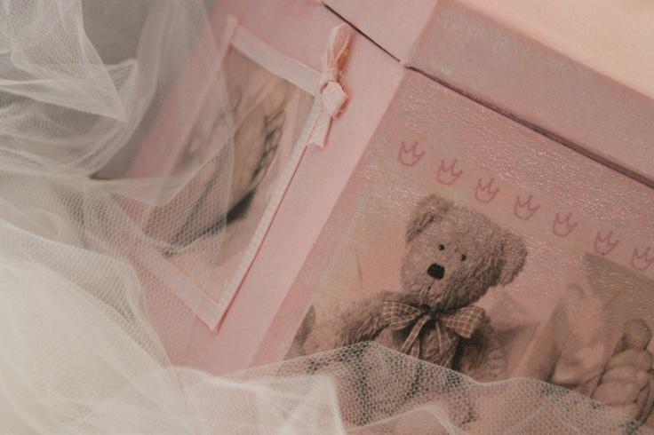 Handmade Baby Box