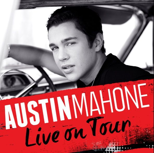 Austin is going on another tour!