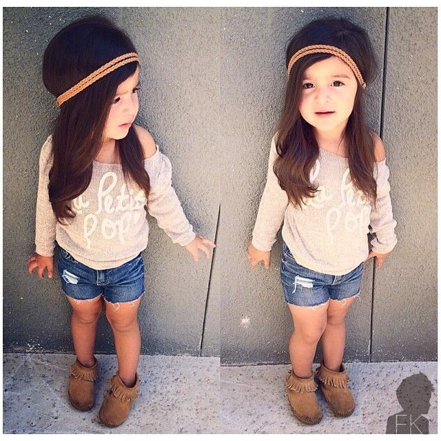 Perfection. I'll be dressing Scarlett just like this. Mama's little mini me.