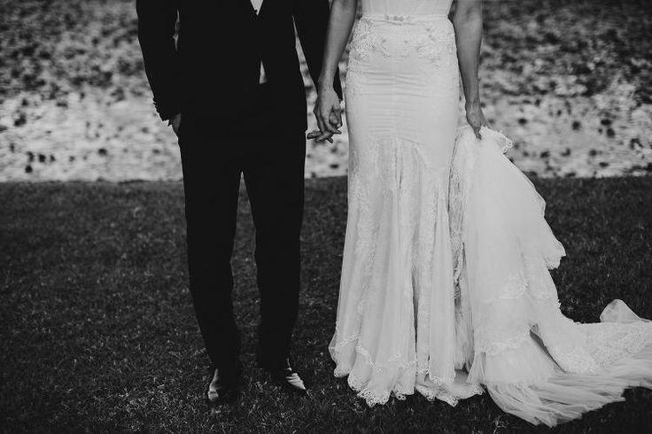Brooke Cullen & Leith Testoni Hunter Valley Wedding on The LANE / Justin Aaron Photography