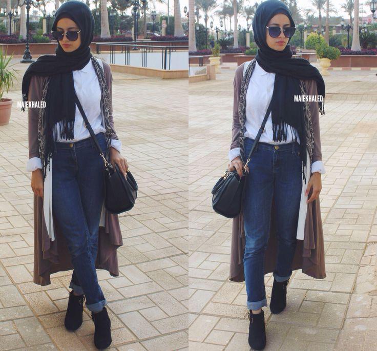 #hijabfashion #hijab #hijaboutfit #hijablookbook #hijabmodesty #hijabmuslim #hijablook #hijabi #chichijab #cairostyle #modestmode #modesty #summerfashion #hijablove #elegant #elegance #instafashion #fashionista #fashion #ootd #lookoftheday #lookbook #fashionstatement #hijabifashion #accessories #streetstyle #hijabstreetstyle #hijabystreetstyle #winter #ankleboots #boots #kimono