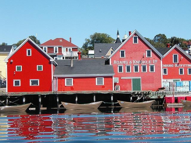 Lunenberg, Novia Scotia by jennrn43, via Flickr