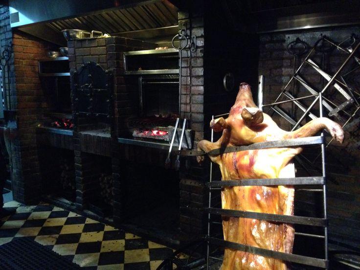 Barbacoa #bbqrestaurant #babikuling