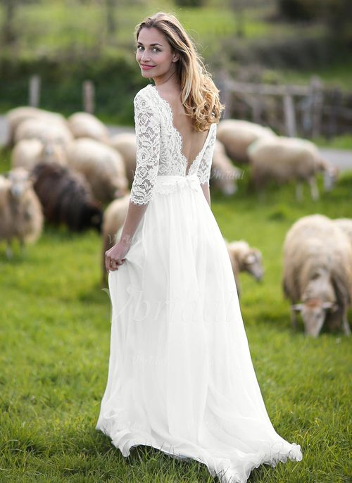 83 best Kleider images on Pinterest | Boyfriends, Bridal dresses and ...