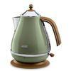 Bereid lekkere thee met de Delonghi KBO 2001 waterkoker. Met het maximale vermogen van 2000 W warmt u 1,7 liter water in enkele minuten op. ...