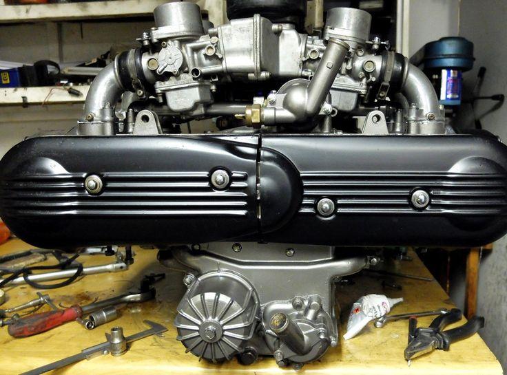 1979 Honda Goldwing 1100 engine