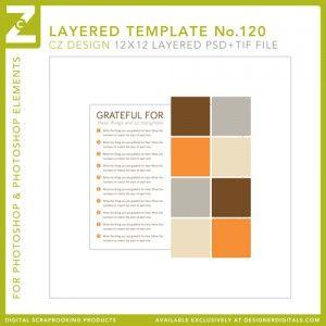 Days of Gratitude free template