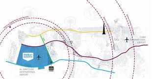 dubai al maktoum international airport access road to sea port ile ilgili görsel sonucu