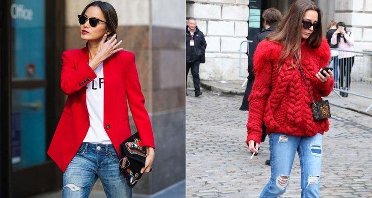 Φοράμε το κόκκινο χωρίς φόβο -Συμβουλές για να το βάλεις με στιλ