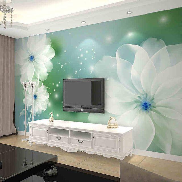 Las 25 mejores ideas sobre papel tapiz 3d en pinterest y - Papel pared salon ...