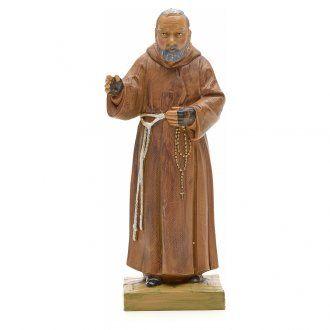Padre Pio Fontanini 18 cm | vendita online su HOLYART