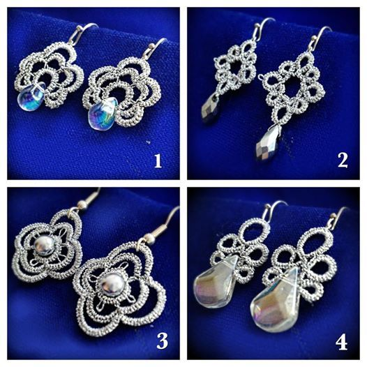 Tatted earring inspiration!!