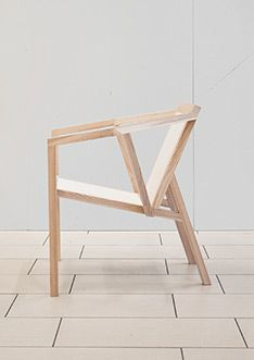 My reading chair | design by ect.ect. | for EMKO