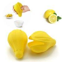 Mini Hand Manual Juicer Orange Lemon Juice Squeezer Citrus Juicer Press Fruit Squeezer Silicone Conv