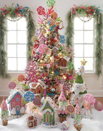 Make gingerbread houses using unfinished birdhouses from a craft store. Decorate with paint, glitter, batting, beads and other fun stuff.