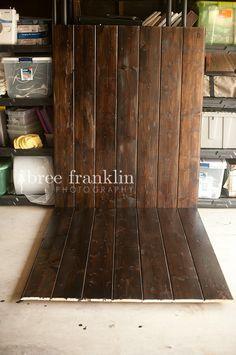 DIY floor and backdrop…for cheap!  | followpics.co