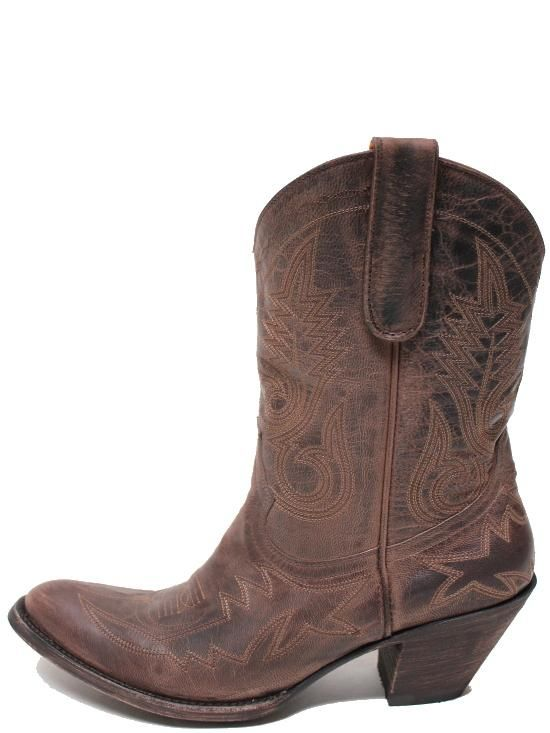 Old Gringo Nevada Maddog Chocolate Womens Boots L175- 339