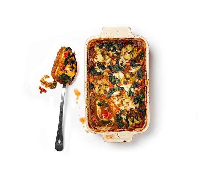 The Guilt-Free Lasagne Recipe