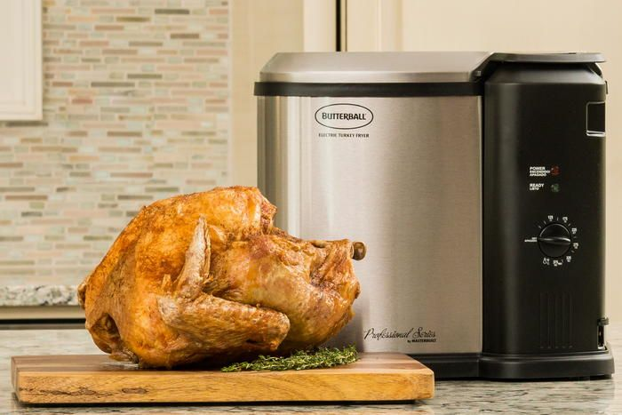 how to cook a turkey in a greaseless turkey fryer