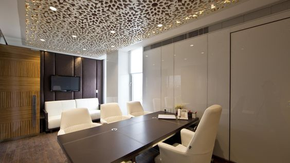 Inside Tulip Infratechs Gurgaon Headquarters www.learndecoration.com