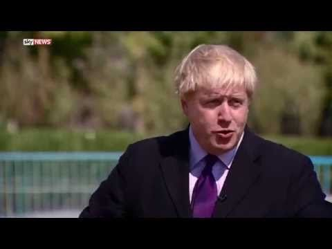 Boris Johnson: Sky News The full interview