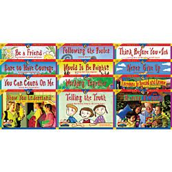 Creative Teaching Press Primary Character Education Variety Pack Pack Of 12 by Office Depot & OfficeMax