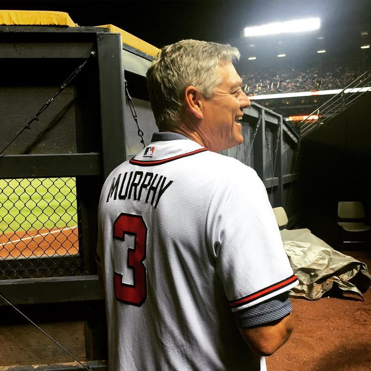 #3 in the Turner Field Countdown of course belonged to the legendary Dale Murphy! #TurnerFieldFarewell