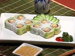 Sushi latinoamericano