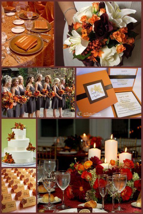 75 Best Fall Wedding Ideas Images On Pinterest