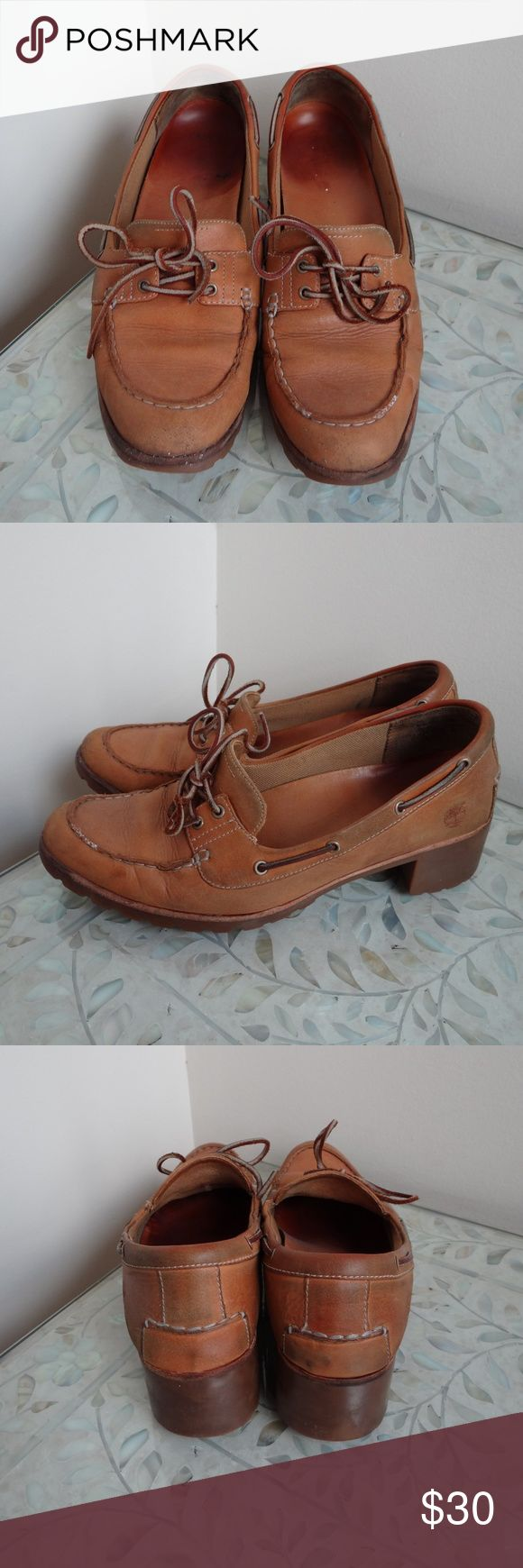 Timberland Bergen Boat Shoe 9.5 beige tan Timberland Bergen Boat Shoe size 9.5 color beige, tan very good condition 1.77 inch heel (4,5 cm) comes from a smoke- and pet-free home offers are welcome Timberland Shoes Slippers