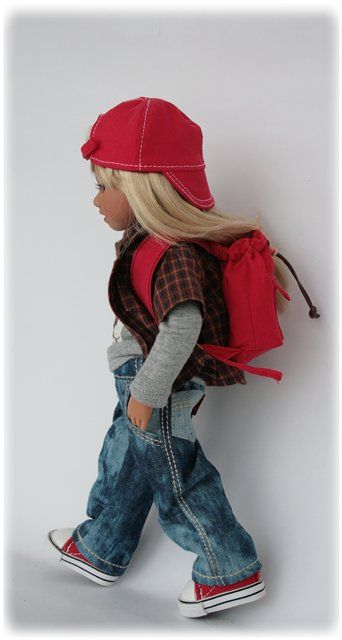 Коллекция одежды для куколок Gabriele Müller, часть 1 / Одежда и обувь для кукол - своими руками и не только / Бэйбики. Куклы фото. Одежда для кукол