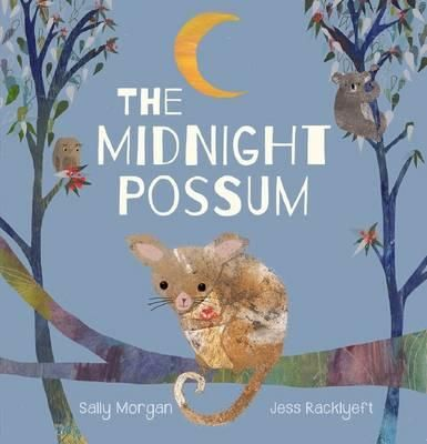 Sally Morgan (text), Jess Racklyeft (illus),The Midnight Possum,Omnibus Books/Scholastic Australia, April 2016, 24pp., $24.99 (hbk), ISBN 9781742991047 I read Sally Morgan's wonderful book My Place many years ago and it left a lasting impression, so I was very excited to review her picture book The Midnight Possum. It tells the story of a possum whoRead More