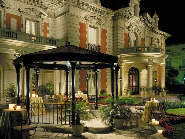 Four Seasons, Buenos Aires, Argentina: Argentina Resorts : Condé Nast Traveler