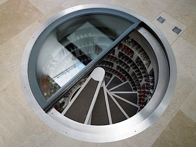 Spiral-Weinkeller