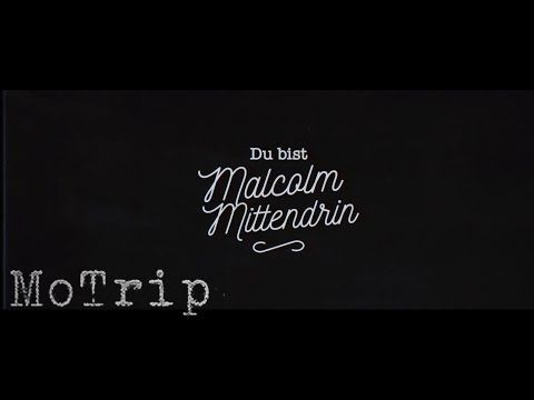 MoTrip - Malcolm mittendrin (Lyric Video) - YouTube