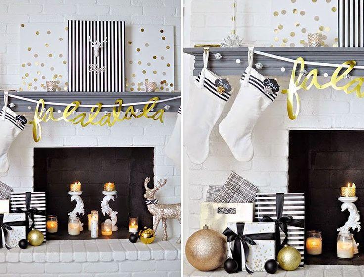 Die besten 25+ moderner Kamin Dekor Ideen auf Pinterest Moderne - moderne wohnzimmer schwarz weiss