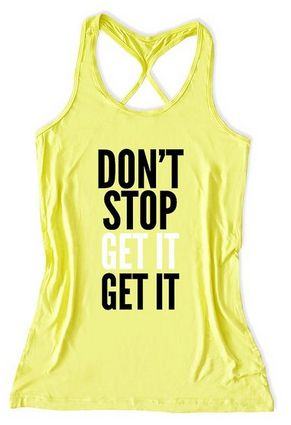 20 Motivational Tanks To Wear To The Gym