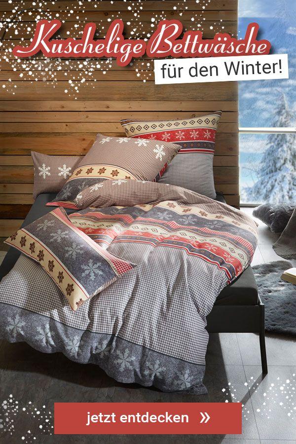 Flanell Bettwasche In 2020 Winterbettwasche Flanell Bettwasche