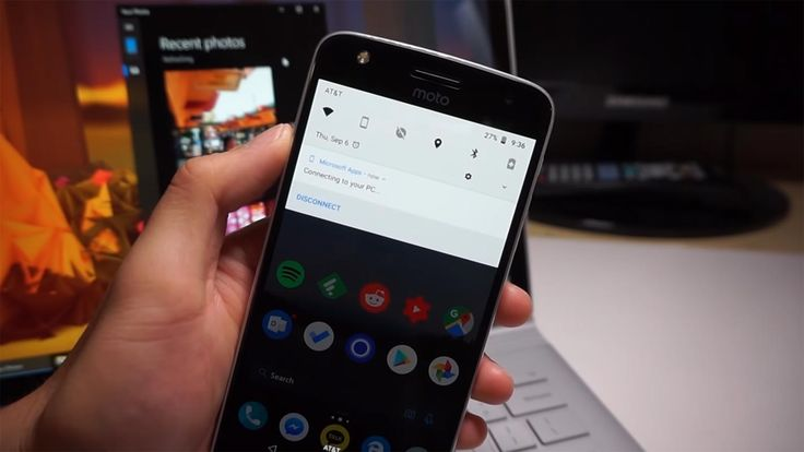 How to make your Android Mobile calls from Windows 10 in ...