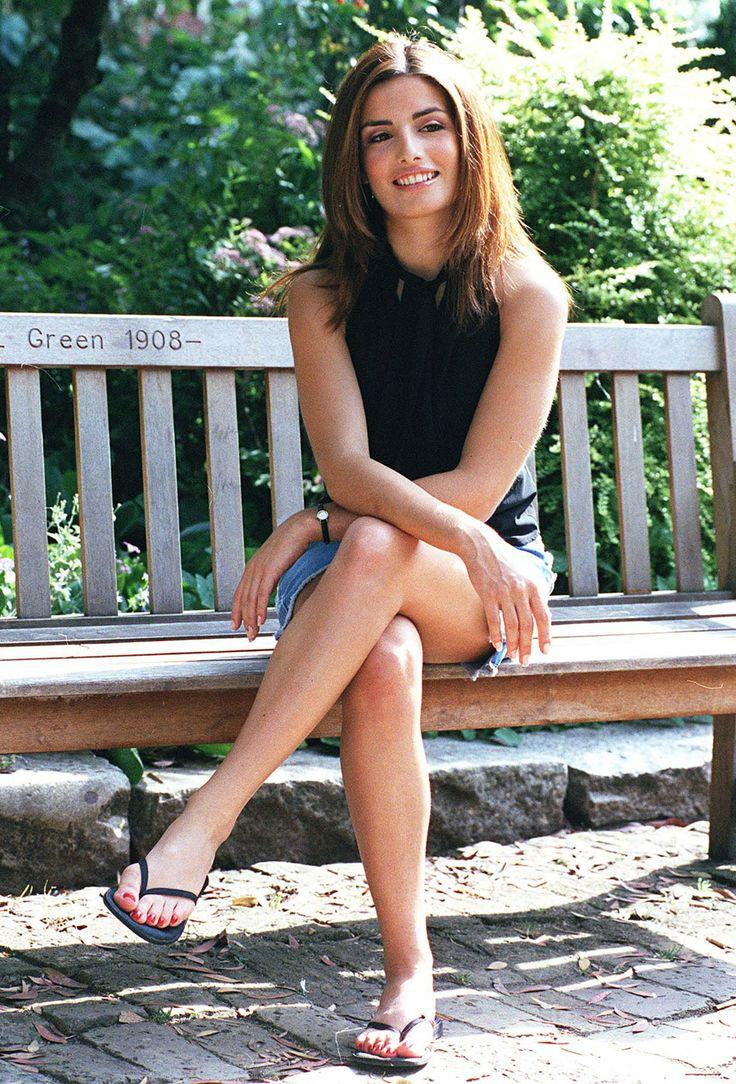 Ada Nicodemou With Nice Casual Leg Cross And Arm Cross