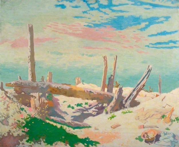 orpen-Thiepval Wood