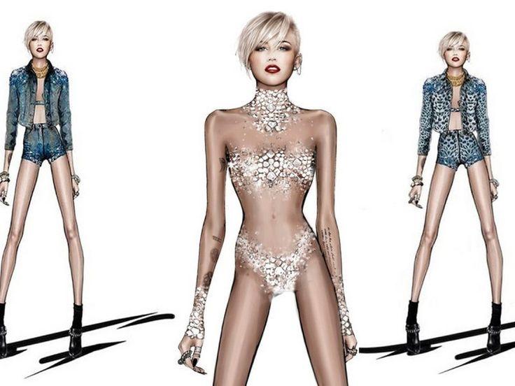 """Miley Cyrus Konser Turnesi İçin Ünlü Miley Cyrus'ın şubat ayında başlayacak """"Bangerz"""" konser turnesinin sahne kıyafetleri beş meşhur modacının elinden çıkacak: ... #MileyCyrus, #RobertoCavalli http://www.trendnotlari.com/2014/02/04/miley-cyrus-konser-turnesi-icin-unlu/"""