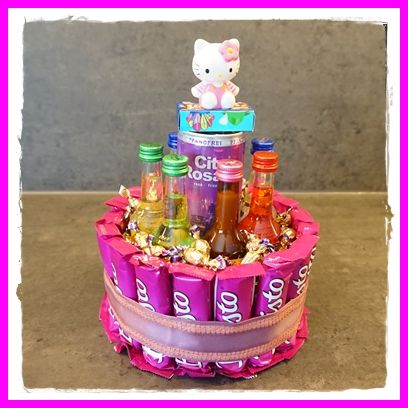 Candy - Cake zum Geburtstag