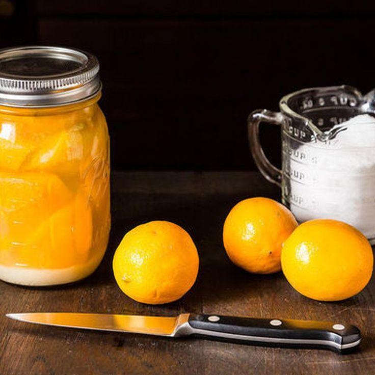 How to Preserve Lemons on Food52
