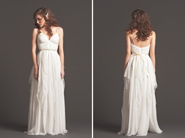 I love me some Sarah Seven wedding dresses. Can't wait to try on! - Sarah Seven Fall 2013 Collection