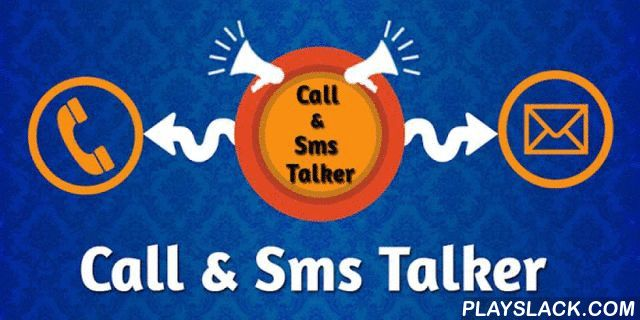 Call And Sms Announcer  Android App - playslack.com ,  Call and sms Announcer Sometimes you are busy in your work or driving a car/bike at that time you have call or sms and you want to know who is caller or who's sms there. Don't worry Call and sms announcer app is ready to facing this type of situation.  Call and sms Announcer app helps you to know caller information like who is calling you, if that number is stored in your phone or sim card this application announce the name and number…