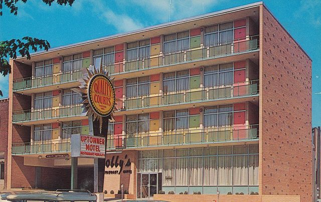 Uptowner Motel - Glasgow, Kentucky | Flickr - Photo Sharing!