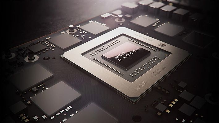 Amd S First Radeon Rx Big Navi Rdna 2 Graphics Cards Rumored With 16gb Vram In 2020 Graphic Card Amd Microsoft