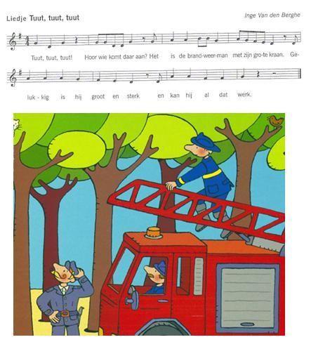liedje brandweer